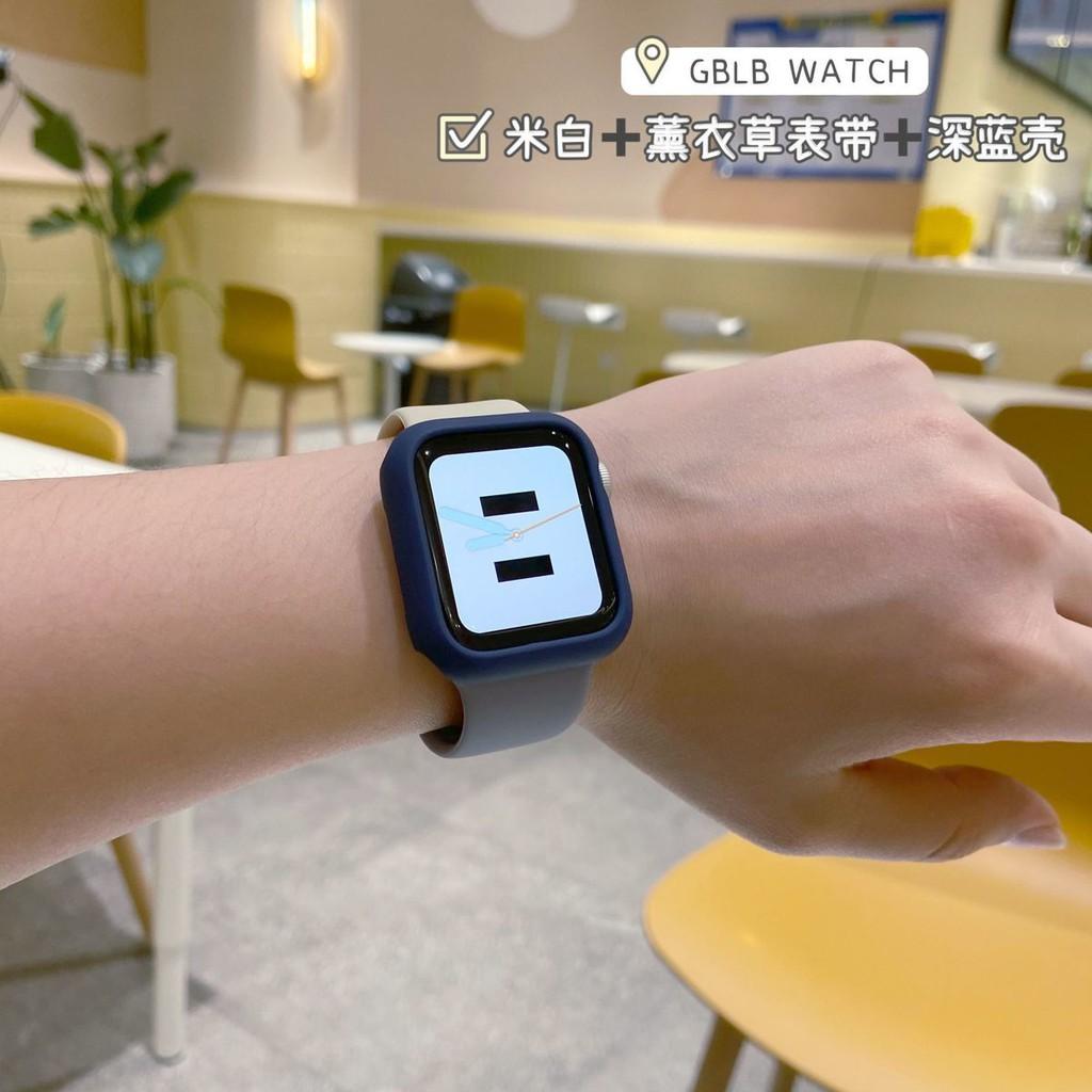 สายนาฬิกาข้อมือซิลิโคนสําหรับ Applewatch Applewatch Iwatch6/Se/5/4