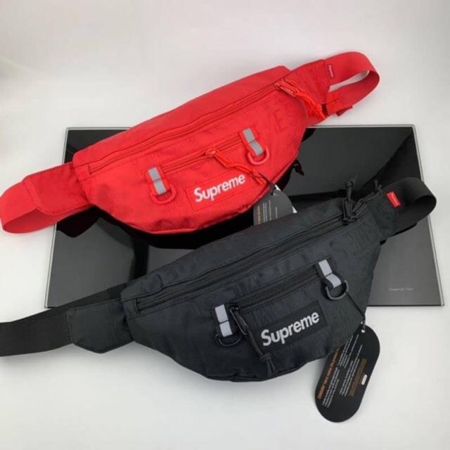 Supreme Waist Bag Ss19 | Shopee Thailand