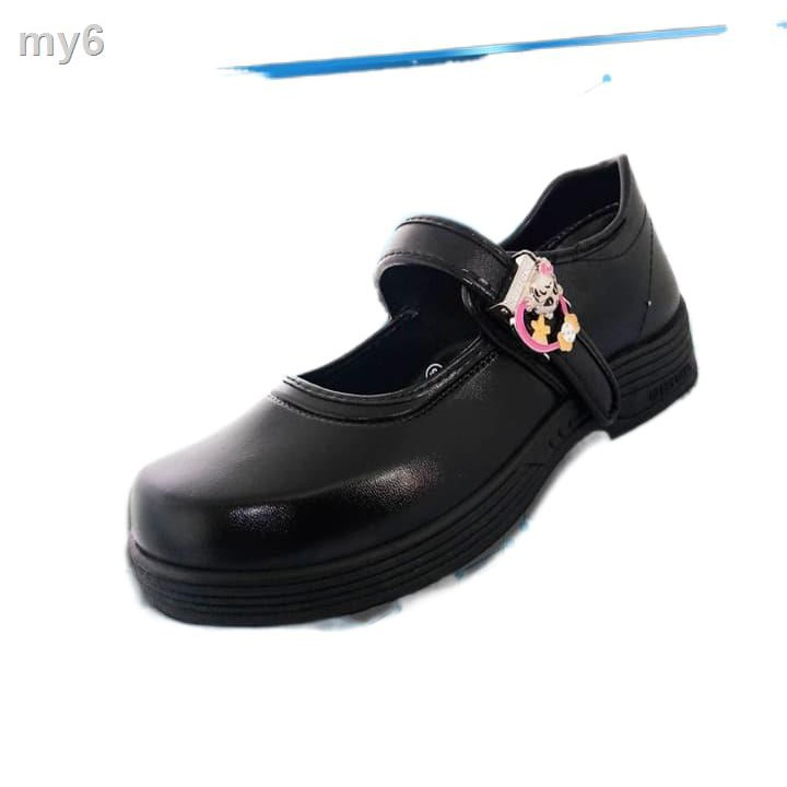 2021 สินค้าขายร้อนราคาถูก☎☋GERRY GANG รองเท้านักเรียนสีดำ รองเท้านักเรียนเด็กผู้หญิง รองเท้าคัชชูเด็กผู้หญิง รุ่น G555
