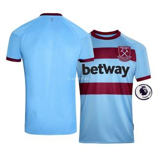 2020-2021 West Ham United Away Soccer Jersey football ...