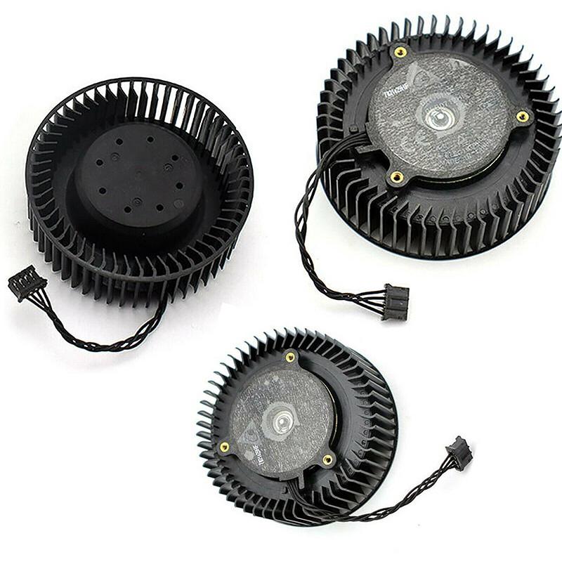 พัดลมระบายความร้อน 12 v 4 pin สําหรับ asus turbo gtx 1080ti 1080 1070ti 1060