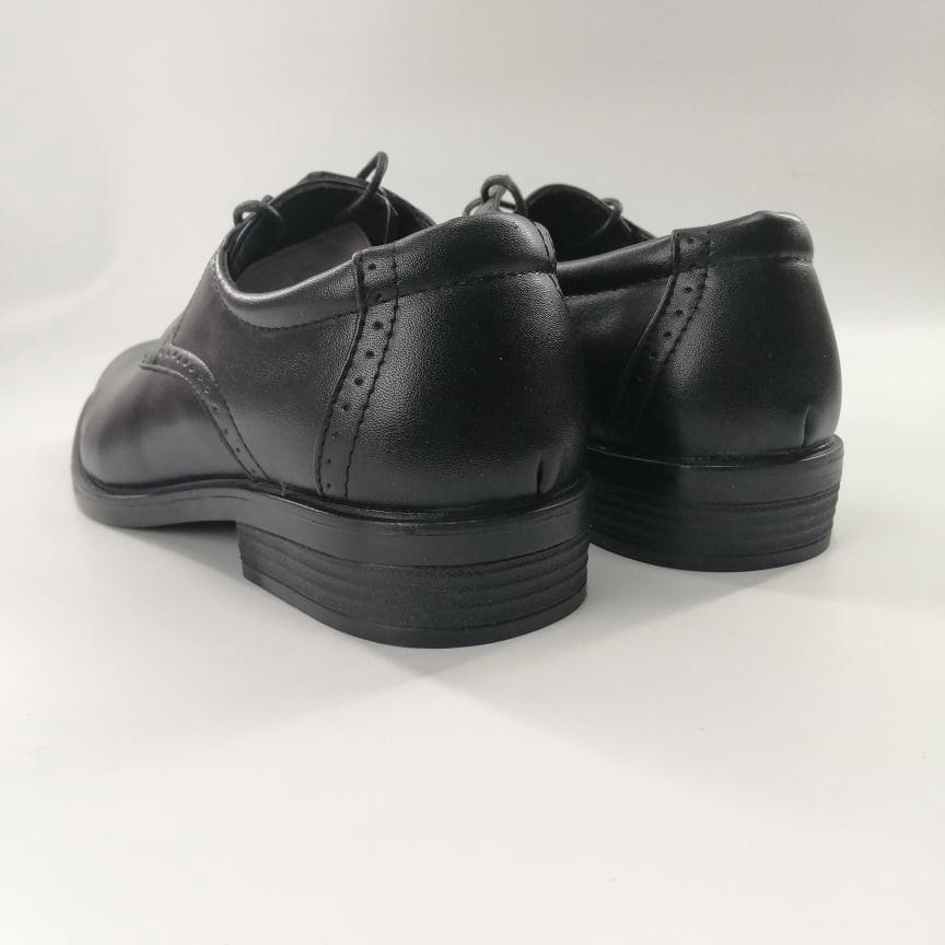 ❉◄(4112-6112) Bata รองเท้าหนังคัชชูผู้ชาย ยี่ห้อบาจา สีดำ, น้ำตาล เบอร์ 5-11 (38-46) รุ่น 821-4112 , 821-6112