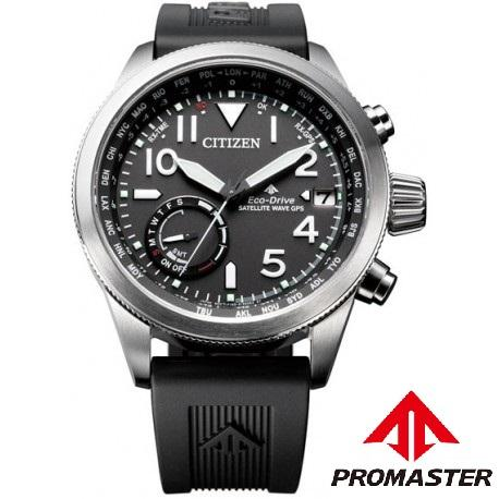 CITIZEN Eco-Drive Promaster Satellite Wave ผู้ชาย - CC3060-10E (PR15) AwTr