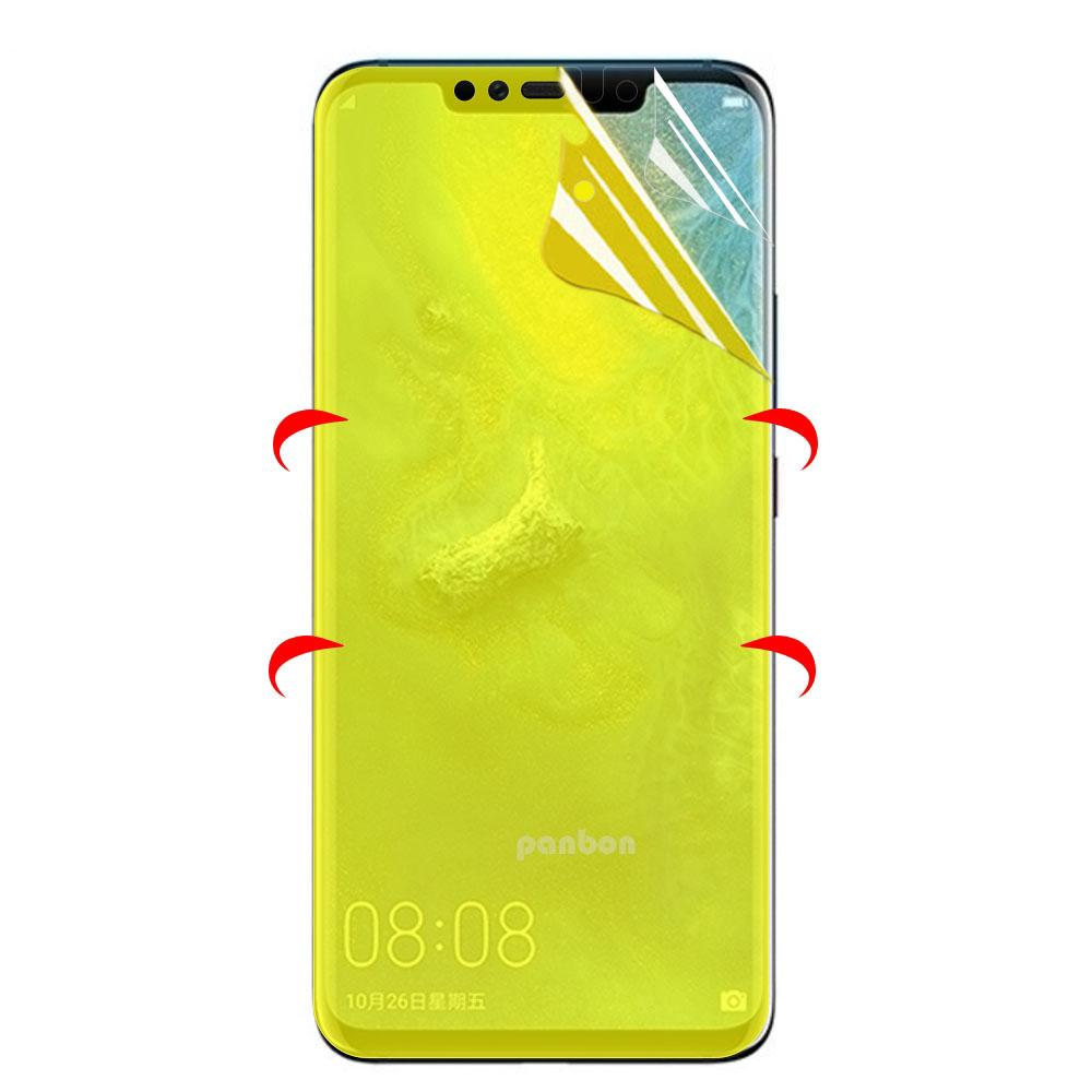 Review 7D Full Hydrogel Film Huawei Mate 20 Pro/Lite 20X Mate 30/10 Pro/Lite Mate 9/8 Pro/Lite Mate 30 Pro RS Screen Protector