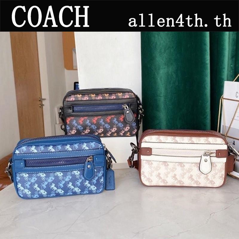 coachกระเป๋าสะพายข้างผู้ชาย / F89084  / crossbody bag / กระเป๋ากล้อง