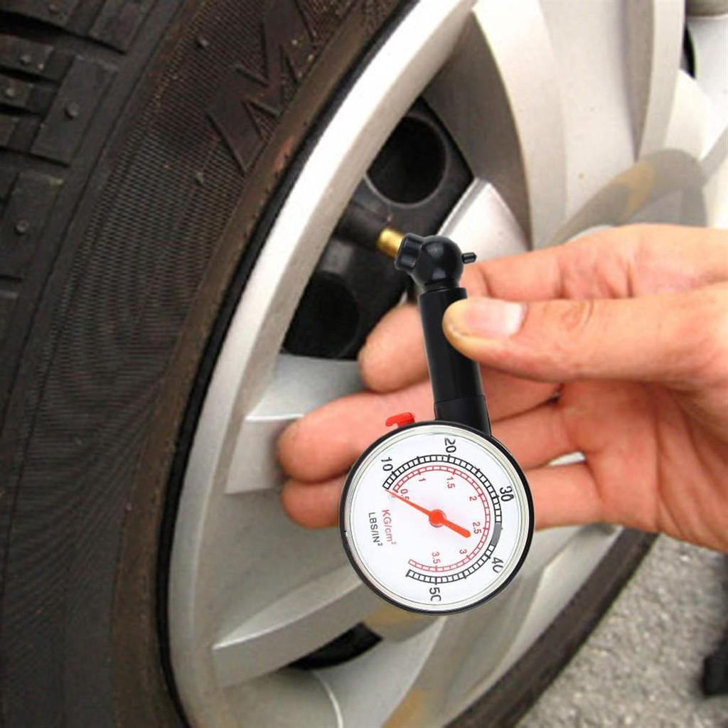 เครื่องวัดความดันยางรถยนต์จักรยานยนต์