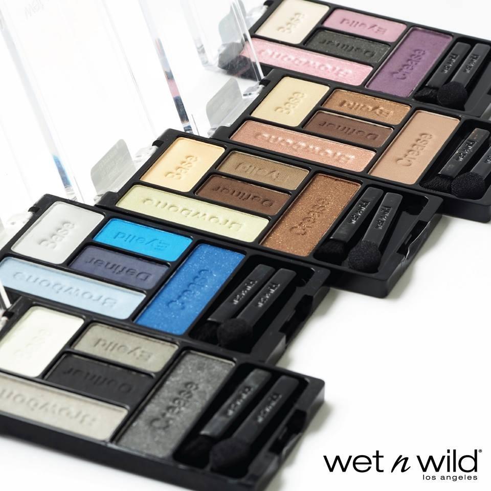 Wet N Wild Au Natural Palette Shopee Thailand Naturel