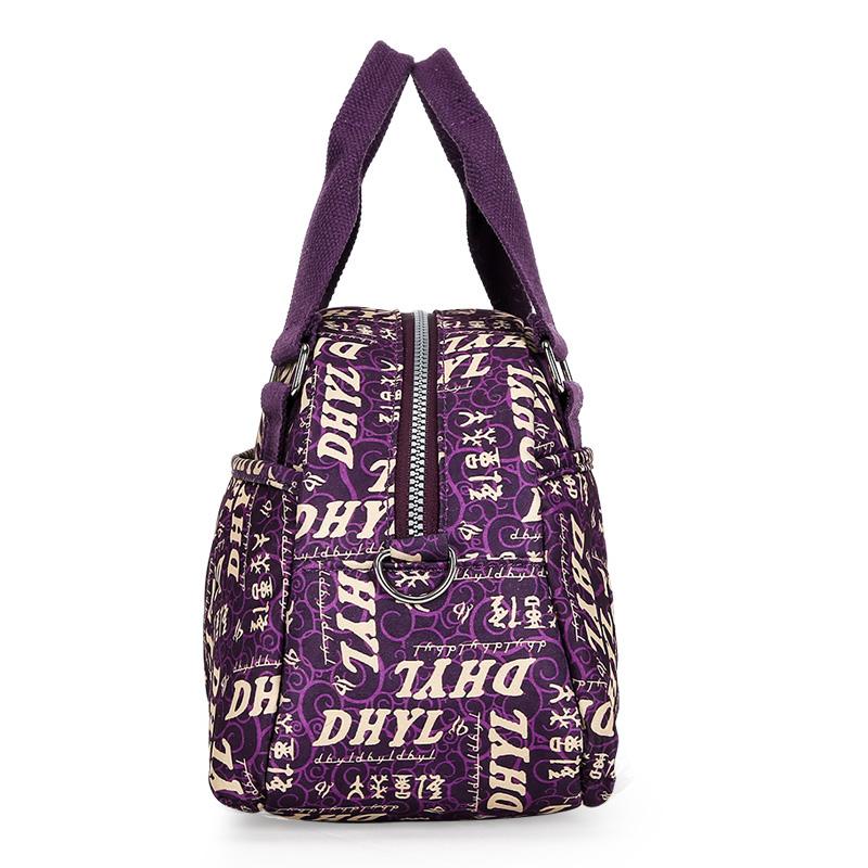 ไนลอนไหล่หญิงlinเดินทางกระเป๋าถือกระเป๋าใบเล็ก753ใหม่ผ้าใบแนวทแยงผู้หญิงสบายๆกระเป๋า Messenger ผ้า hCa4