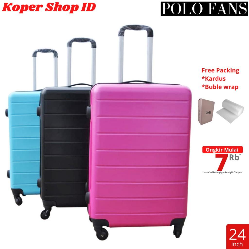 24 นิ้ว Polo Fans Suitcase Type 2039 / กระเป๋าเดินทาง / กระเป๋าเดินทาง / กระเป๋าเดินทาง