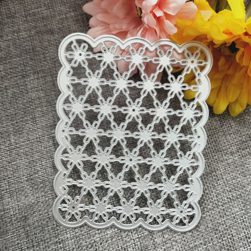 Metal Cutting Dies Stencil DIY Scrapbooking Cards Album Paper Embossing Craft