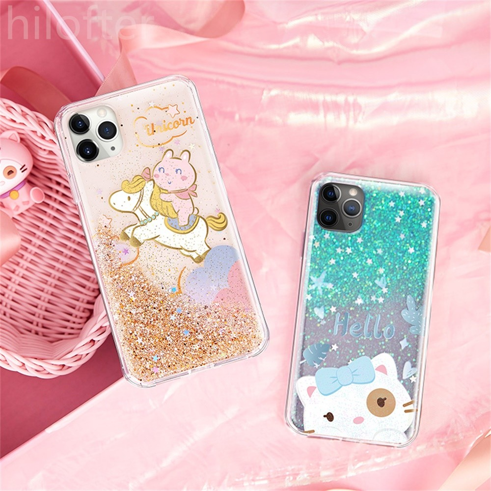 Gifted Tempered Film Lofter Apple Case iphone 11 11pro 11pro max Silicone Transparent All-inclusive Drop Protection Case
