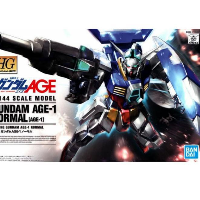 J Bandai Gundam Hg Age 1 ของเล่นสําหรับเด็ก