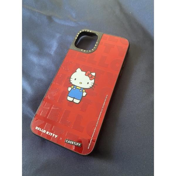 casetify case hello kitty มือสอง ของแท้ iphone 11promax