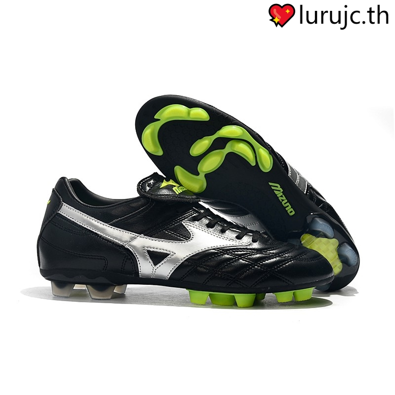 💖hot sale💖มิซูโน่ mizuno morelia ii made in japan fg football shoes 39-45