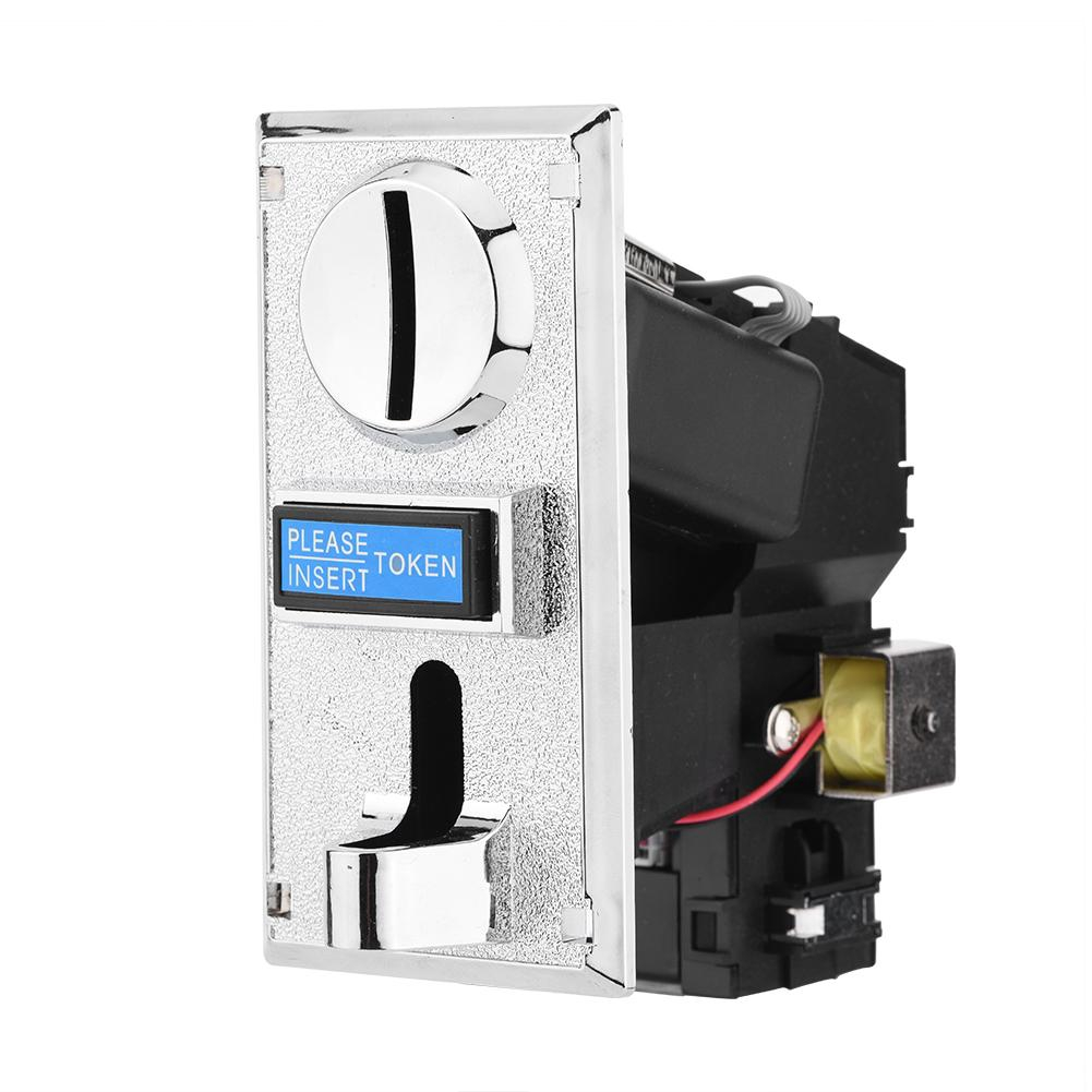 Discount Multi Coin Acceptor Selector Mechanism Vending For