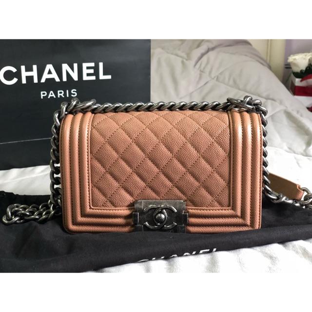 """Chanel Boy 8"""""""