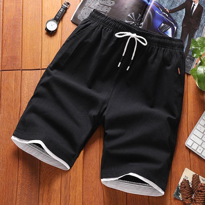 Summer Men Shorts Men/'s Loose Casual Beach Shorts Bermuda Shorts Short Pants New