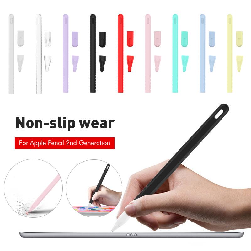 เคสซิลิโคนป้องกันรอยสําหรับ Apple Pencil 2 Generation
