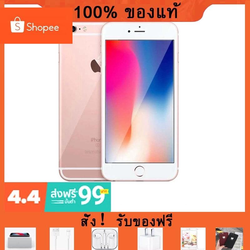 12.1211.11iPhone 6s plus 64gb/128G  100%แท้  ไอโฟน 6sp  โทรศัพท์มือถือมือสอง iPhone 6s plusApple(แอปเปิ้ล)
