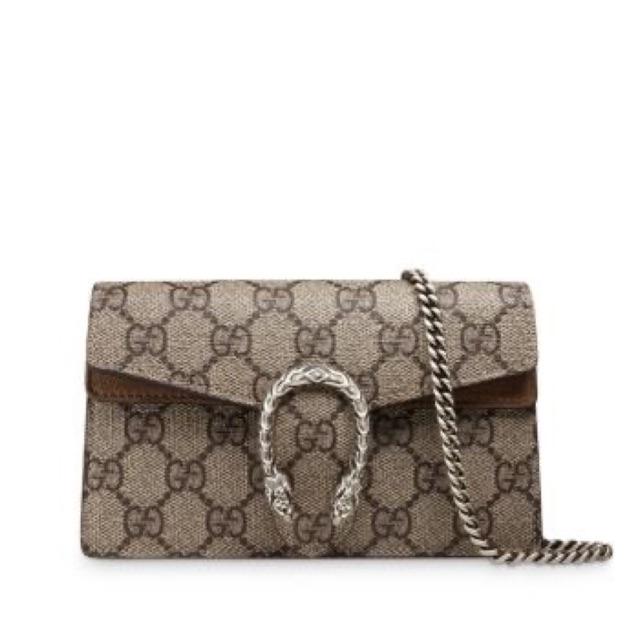 ✅New กระเป๋า Gucci Dionysus GG super mini bag