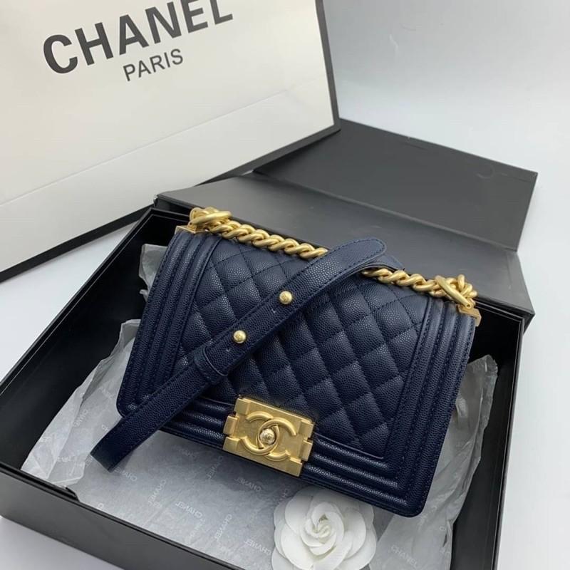 "❌Sale❌ Chanel Boy 8"" งานออริ Original ❌❌"
