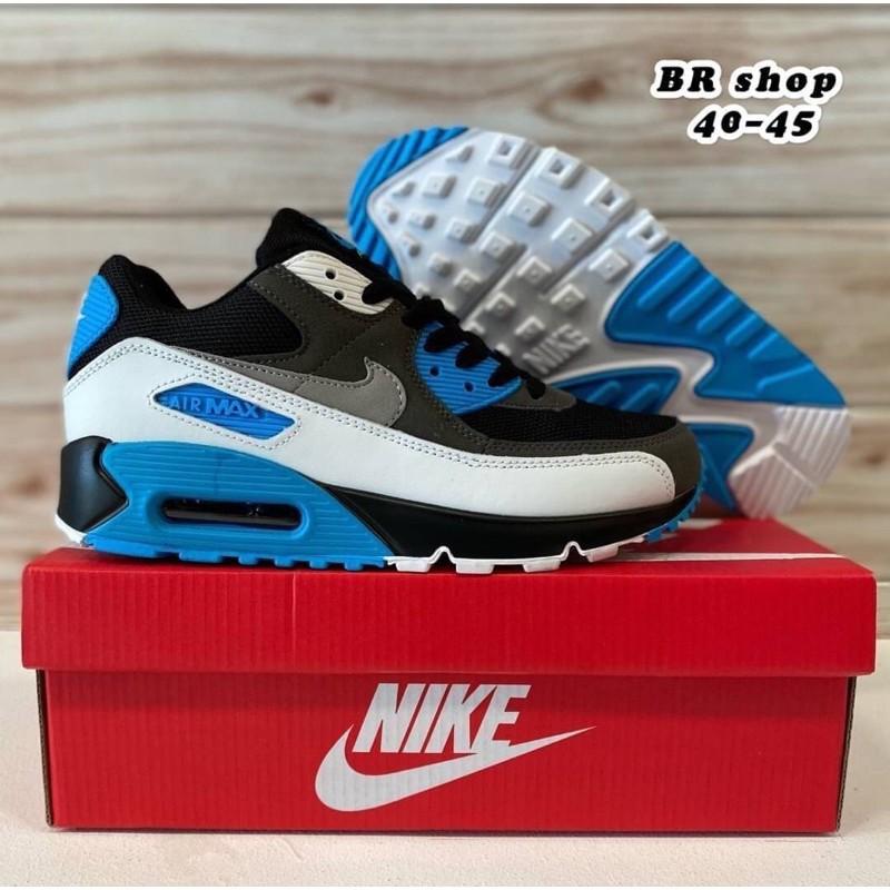 NIKE AIR MAX 90 LTR BLUE