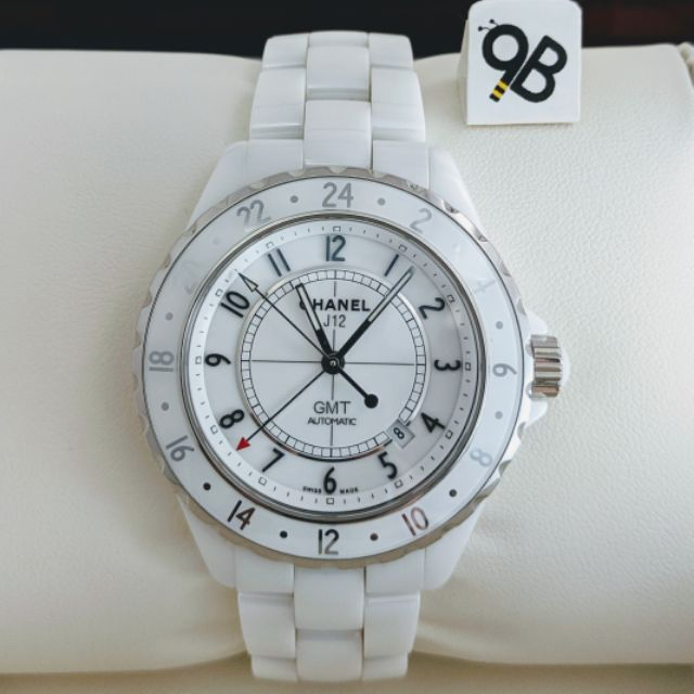 Chanel J12 GMT Automatic