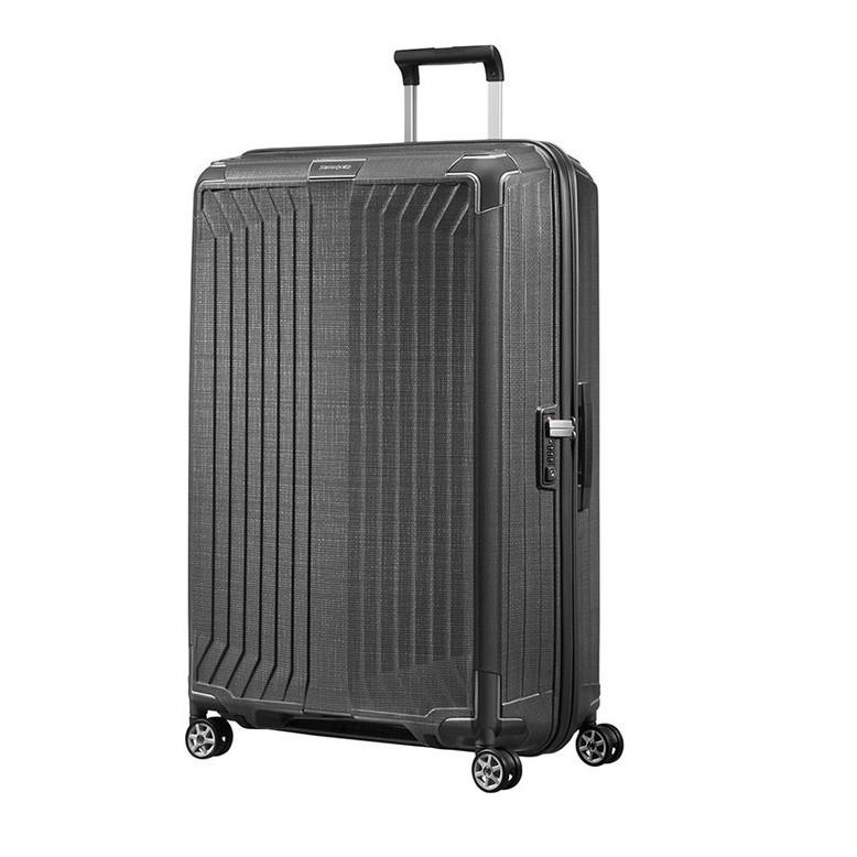 SAMSONITE กระเป๋าเดินทางล้อลาก รุ่น LITE-BOX ขนาด 25 นิ้ว HARDSIDE SPINNER 69/25 TSA LOCK