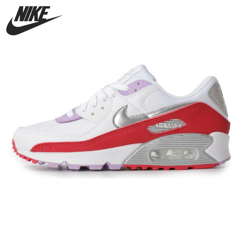 Original New Arrival NIKE W AIR MAX 90 GEL Women's  Running Shoes Sneakers