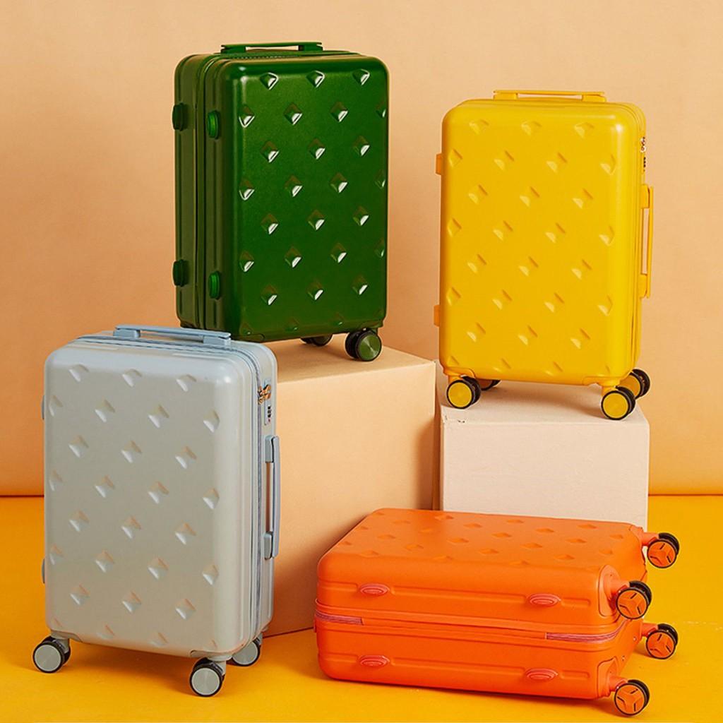 กระเป๋าเดินทางแบบมีรหัสผ่าน 24 เน็ตขนาด 20 นิ้ว 26 นิ้ว