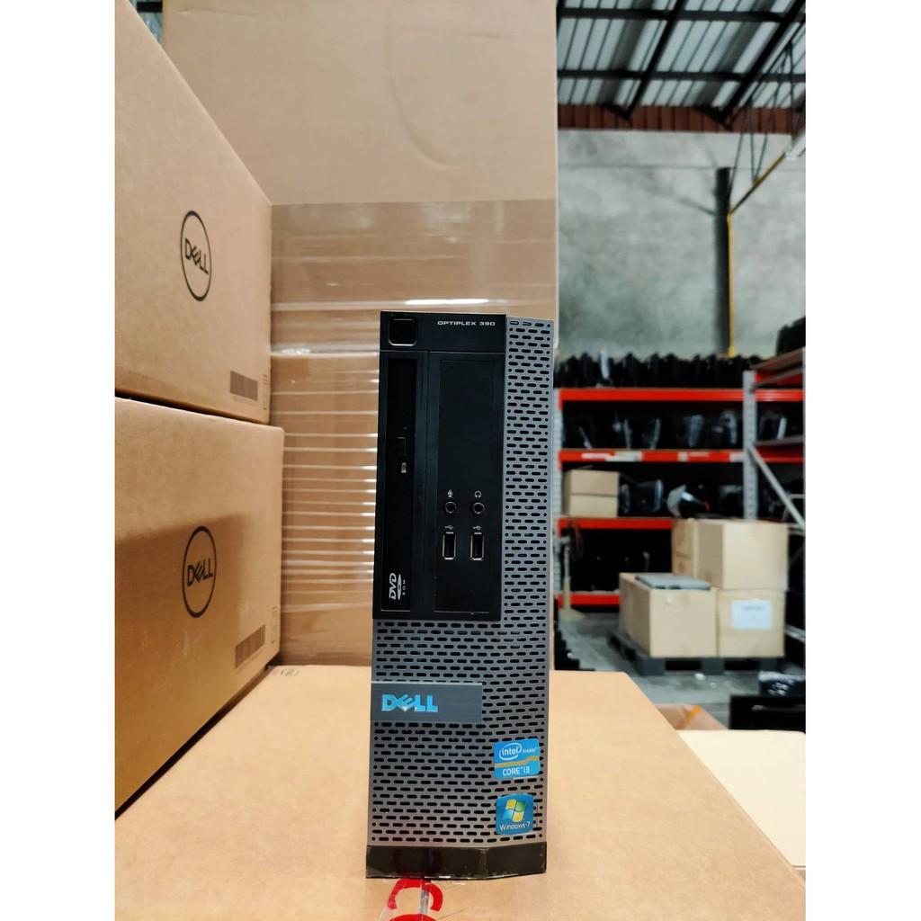 PC DELL Optiplex 390 SFF CPU i3-2120 ราคาถูกๆ
