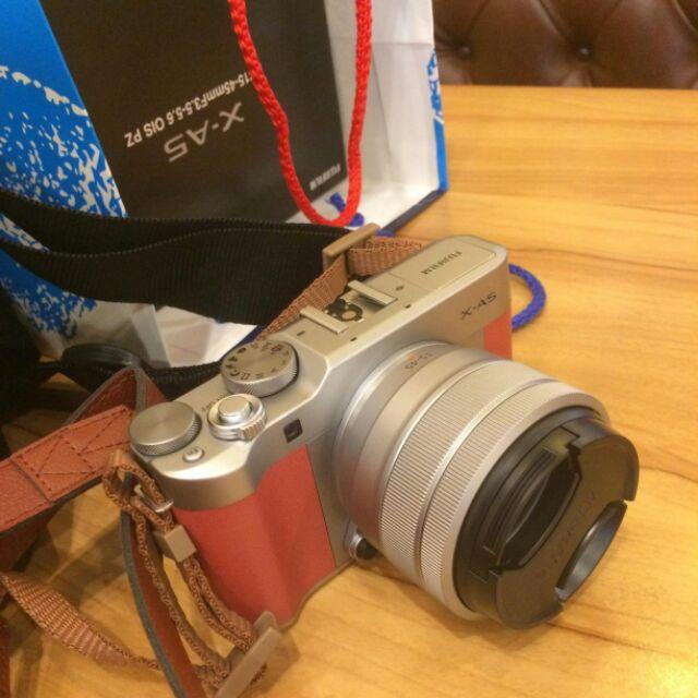 กล้องฟูจิ XA5 #กล้องมือสอง