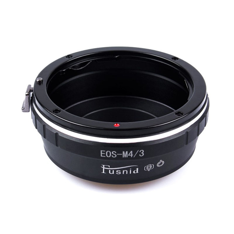 EOS-M4/3 Mount Adapter Canon EOS EF EFs Lens to Olympus MFT Micro 4/3 Camera