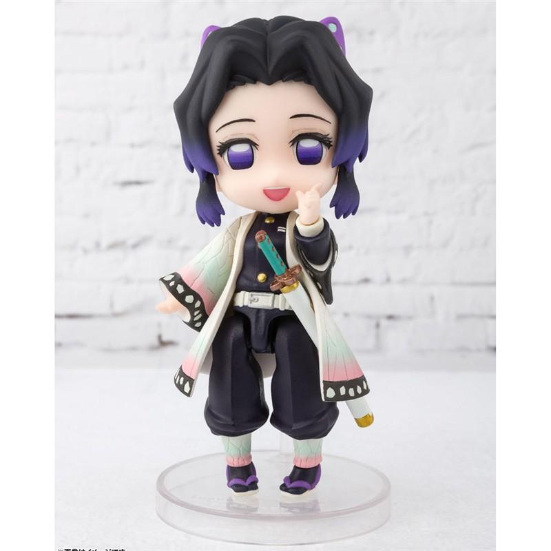 ของเล่นรูปสองมิติ  reSale Demon Slayer Kochou Shinobu Nine Dolls Anime Action Figure Jaanese Q Version vc HandMade Colle