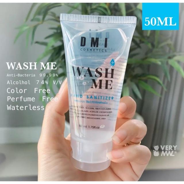 เจลล้างมือ DMI 30ml 50ml  Alcohol 70%