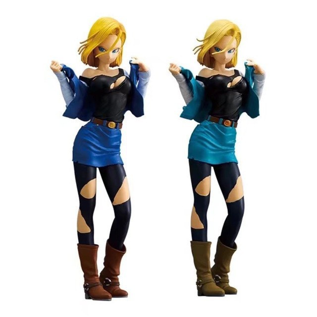 Dragon Ball Z Android No. 18 Figure