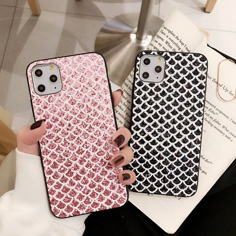 Samsung Galaxy A6 Plus Note 9 10 Pro A7 2018 A750 A8 A730 A9s A9 Star Lite Gemstone Shimmering Bling TPU Soft Phone Case