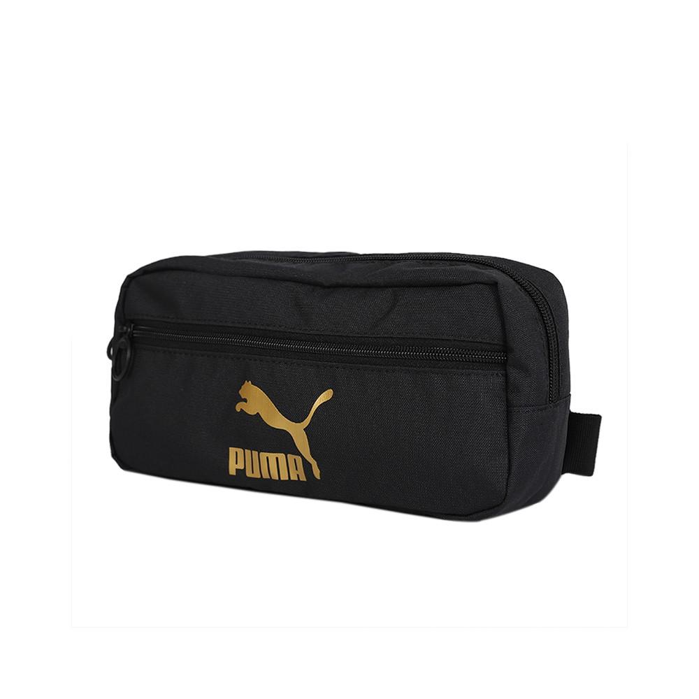 [ขายตรง] Puma กระเป๋าคาดเอวกระเป๋าผู้ชายกระเป๋าผู้หญิงกระเป๋าเดินทางกระเป๋ากีฬากระเป๋าสะพายกระเป๋าใบเล็ก 077472-01