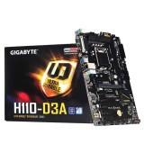 GIGABYTE Mainboard H110-D3A #659