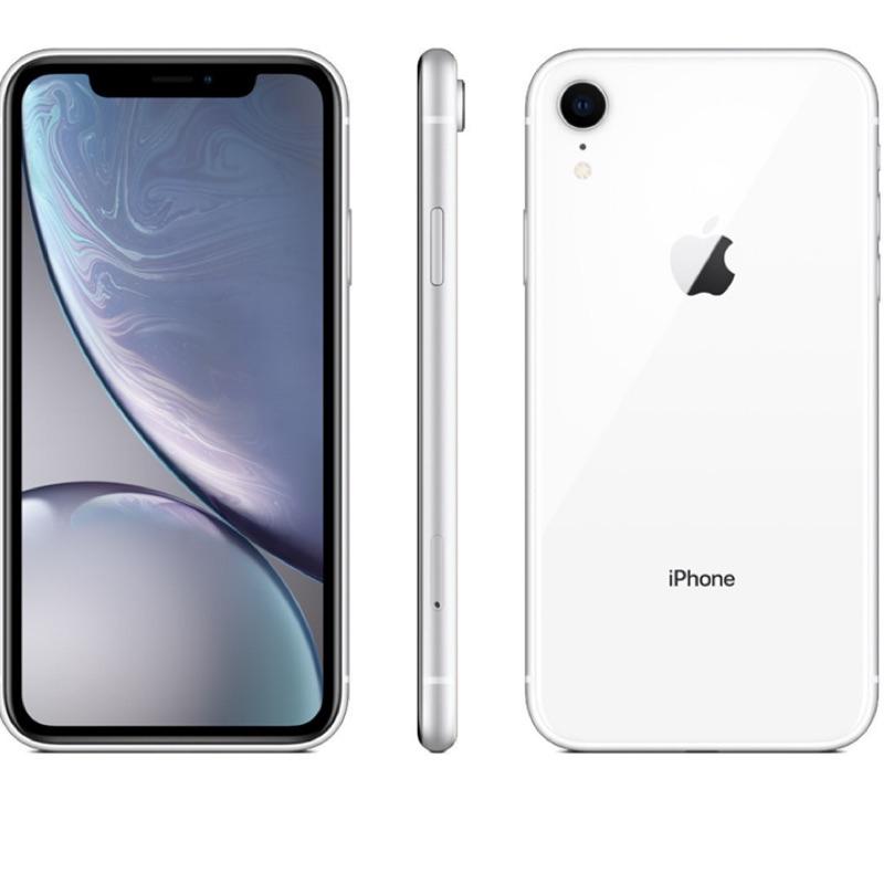 Apple iPhone XR  ขาว/white  อุปกรณ์ครบชุด   มือสอง/ มือ2