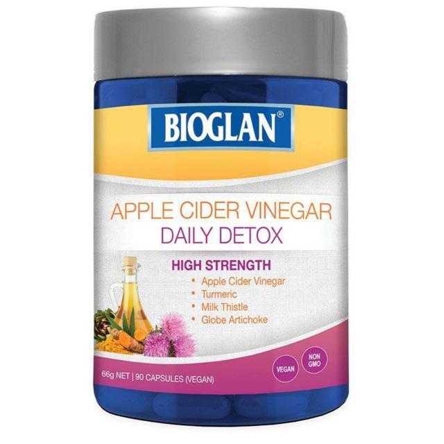 BIOGLAN สูตร Apple Cider Vinegar Daily Detox (สินค้า pre-order)