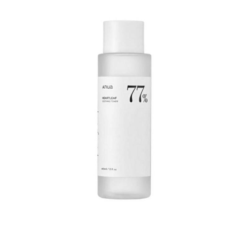 Anua Heaetleaf 77% Shoothing Toner 250 / 40 ml