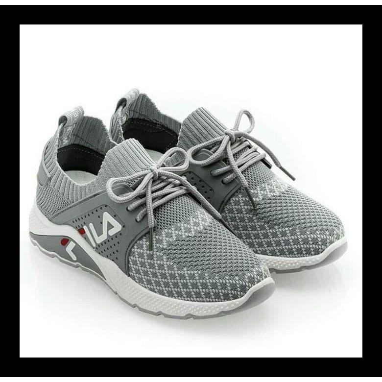 | premium utility fila / filla รองเท้าวิ่งรองเท้าผ้าใบแฟชั่น