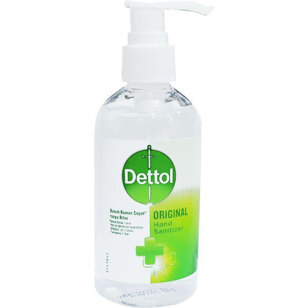 เจลล้างมือ Dettol 200 มิลลิลิตร