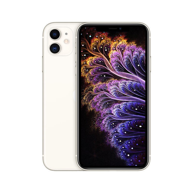 ☽❅[ขายด่วน] Original original] โทรศัพท์มือถือ Apple iPhone 11 Full Netcom 4G 128GB รุ่นที่เรียบง่ายโดยไม่มีอุปกรณ์เสริม