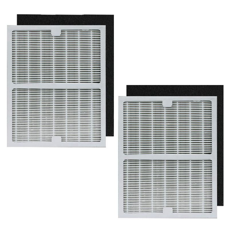 2 HEPA Air Purifier B Filters For Idylis IAP-10-125 /& IAP-10-150
