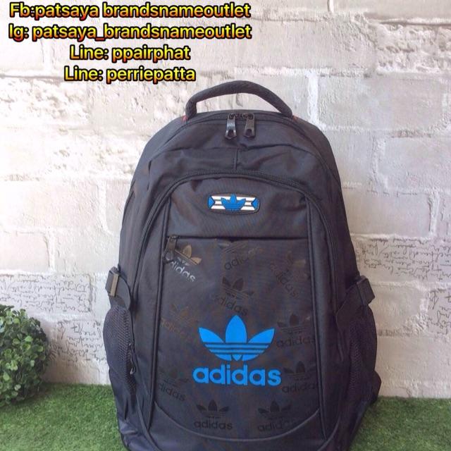 พร้อมส่ง 💁  Adidas original backpack แท้💯
