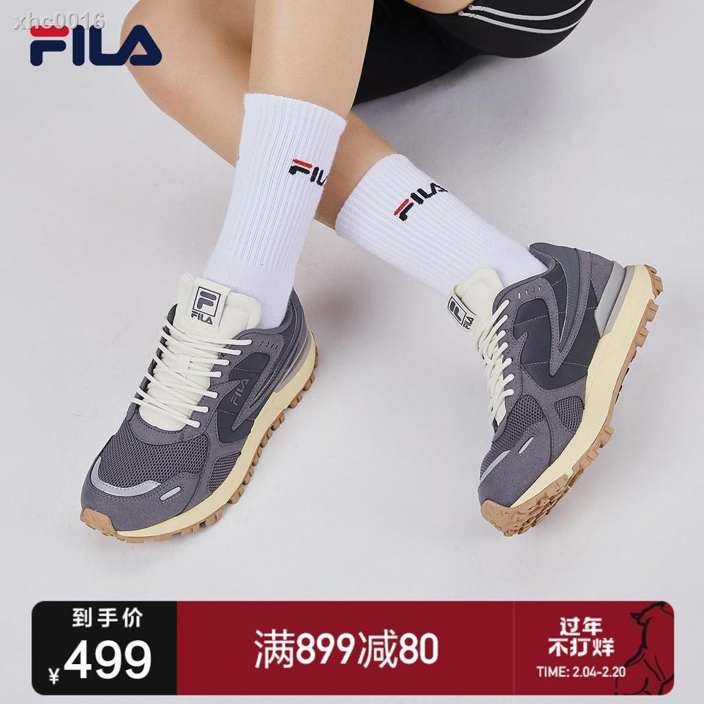 Fila รองเท้าวิ่งรองเท้ากีฬา Fila สําหรับผู้หญิง