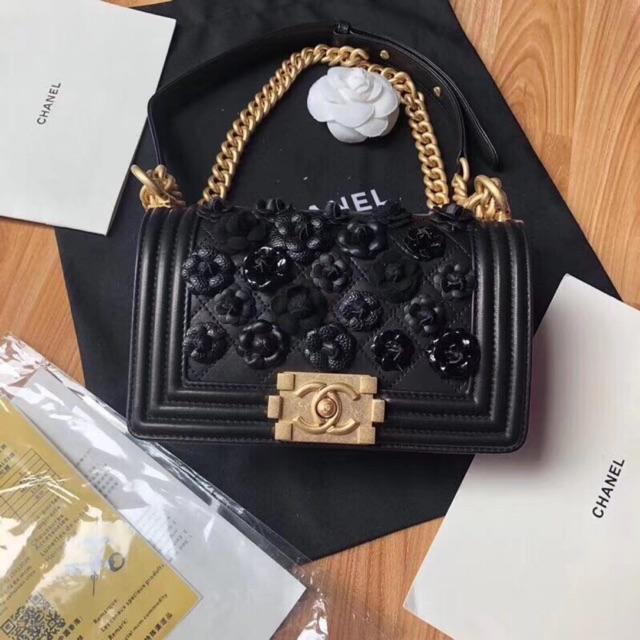 Newest Chanel Boy Bag2019