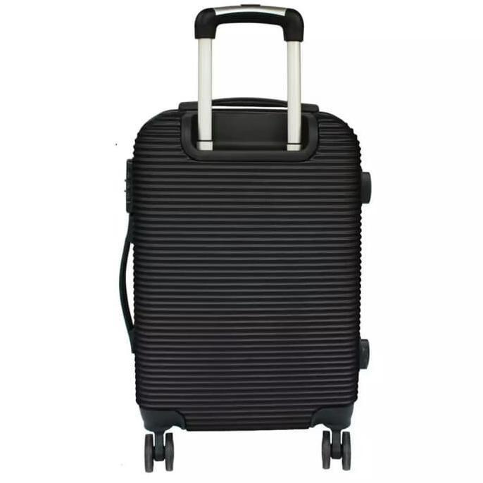 กระเป๋าเดินทางขนาดมินิ 4 ล้อขนาด 16 นิ้ว 4 - สีแดง